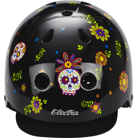 Electra Bike - Casco de bicicleta - negro/Multicolor